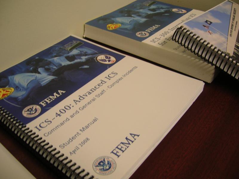 Sharpe Security Services - Training Summaries